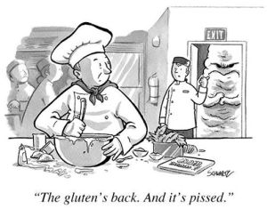gluten cartoon